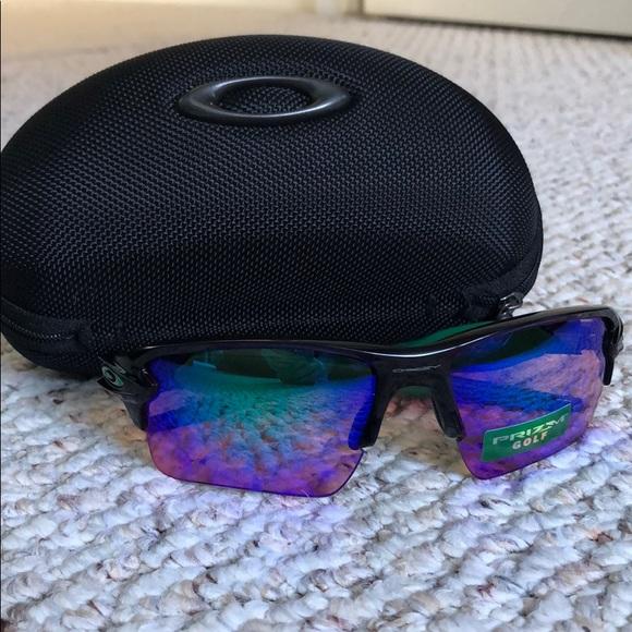 225b5483e7 Oakley Prizm Golf Flak 2.0 XL Glasses- NEVER WORN